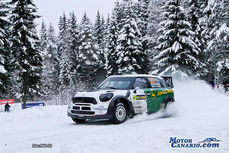 Rally de Suecia 2013 (Día 2)