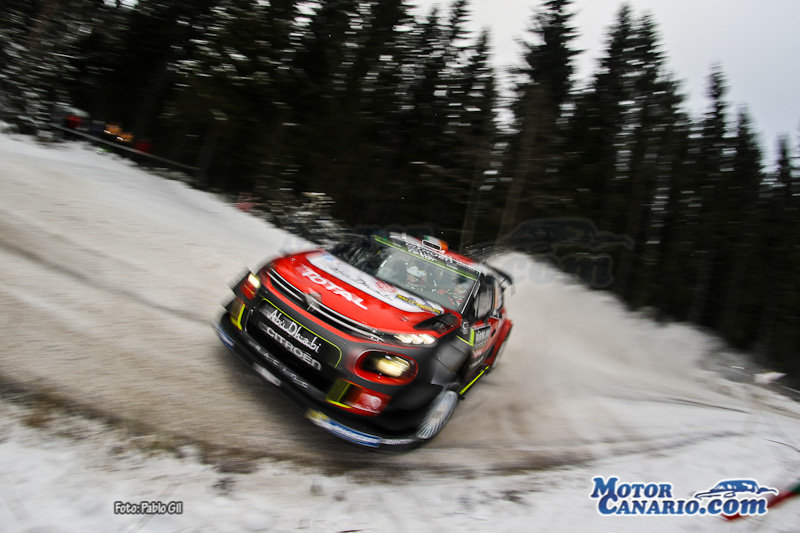 WRC Rallye de Suecia 2017