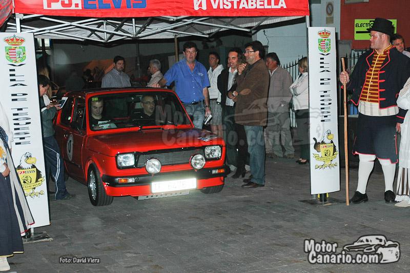 IX Rallye Classic Villa de Tegueste 2011