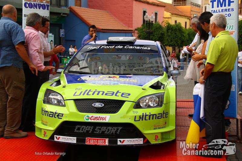 34º Rallye Ciudad de Telde