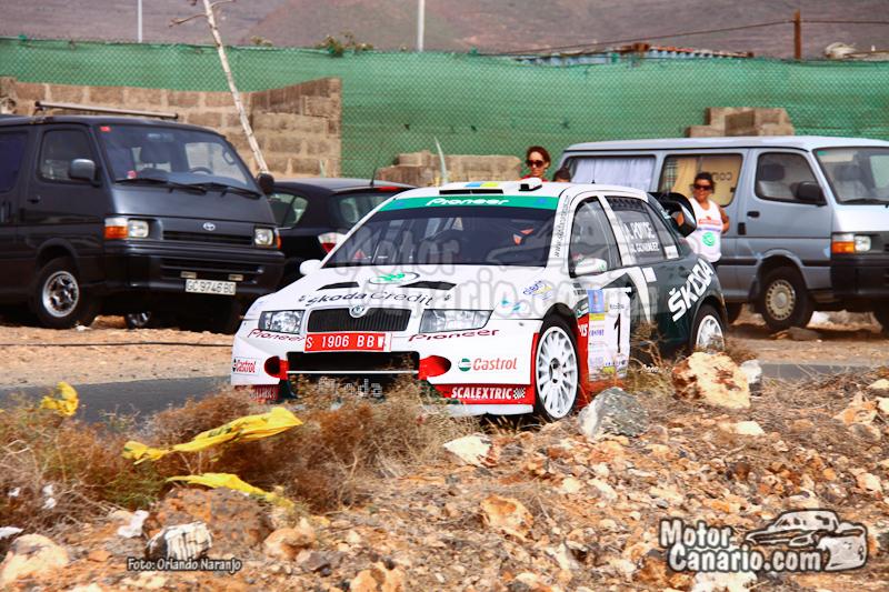 Rallye de Telde 2012