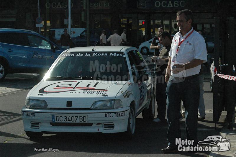 36º Rallye Isla Tenerife 2010 (Verificaciones y Salida)