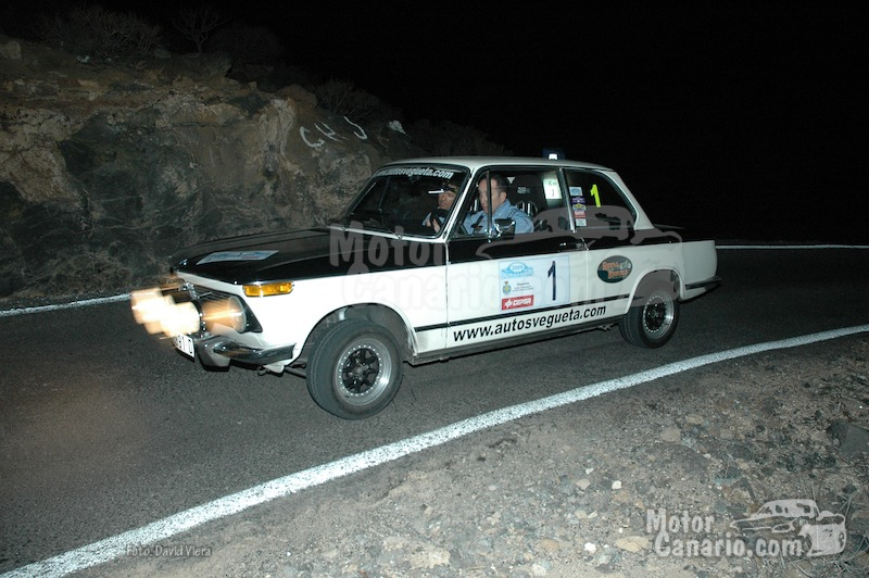 III Rallye Isla Tenerife Historico