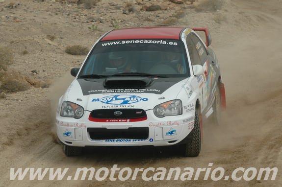 Rallye de Tierra Arico Tenerife Sur