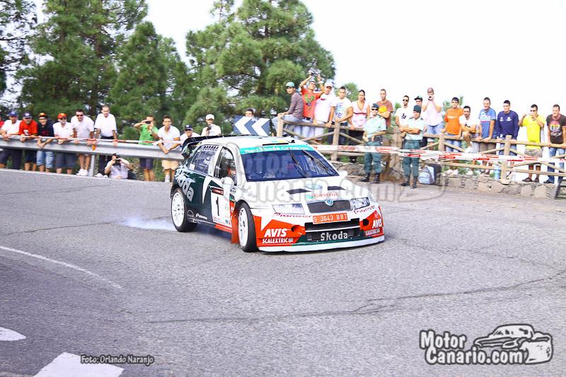 30º Rallye Villa de Teror 2010