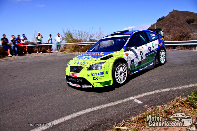 Rallye Villa de Teror 2011 (Parte 1)