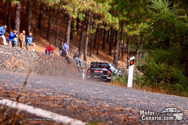Rallye Villa de Teror 2011 (Parte 2)