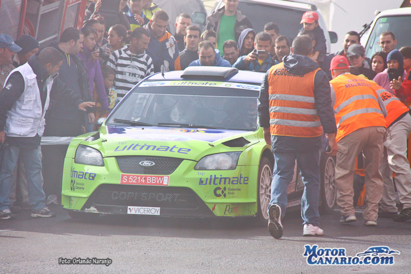 Rallye Villa de Teror 2012