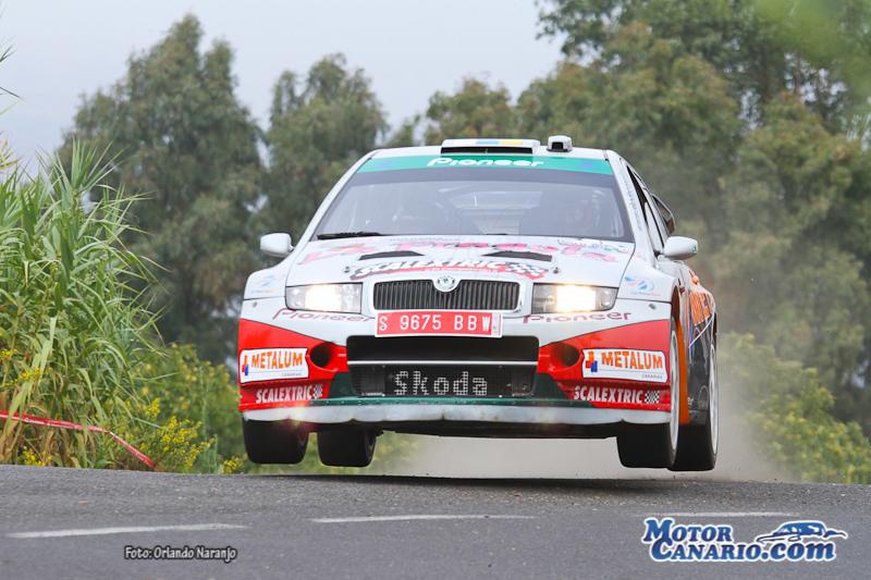 Rallye de Teror 2013