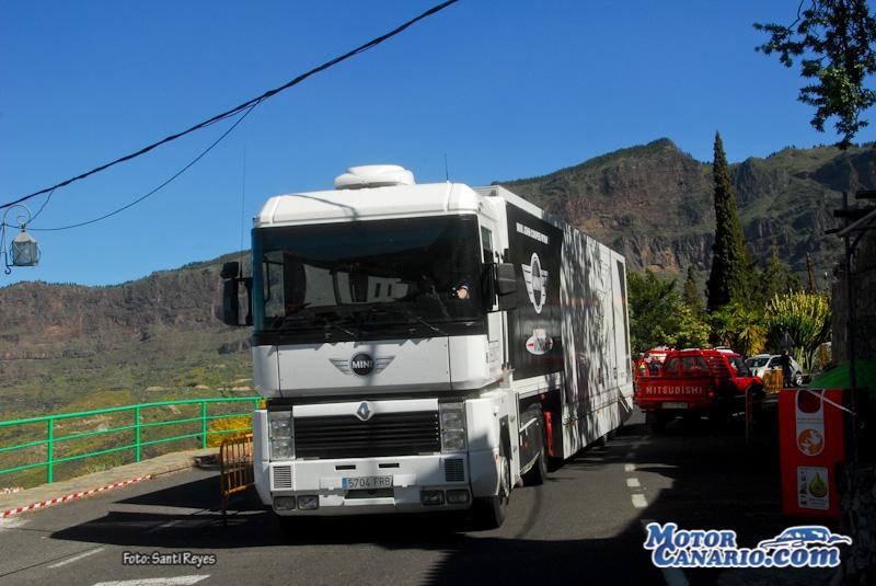 Test Rally Islas Canarias 2014 (Kankkunen, Auriol, Monzón)