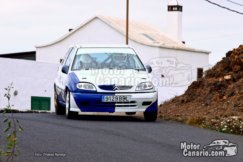 IV Rallye La Candelaria - Tías 2012