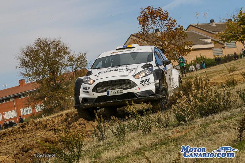 Rallye de Tierra de Madrid 2020