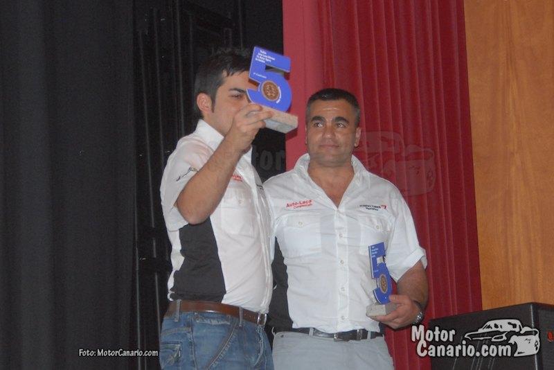 Gala de Entrega de Trofeos 2009.