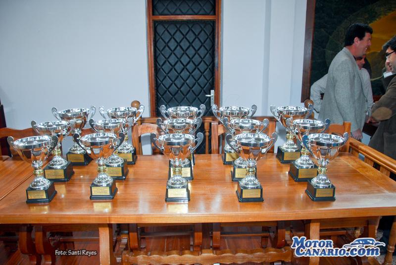 Entrega de Trofeos Clásicos de Tenerife 2013