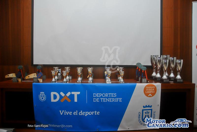 Entrega de trofeos Campeonato Provincial de Clásicos de Tenerife 2015
