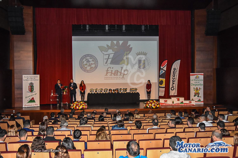 Entrega de Trofeos FCA 2018