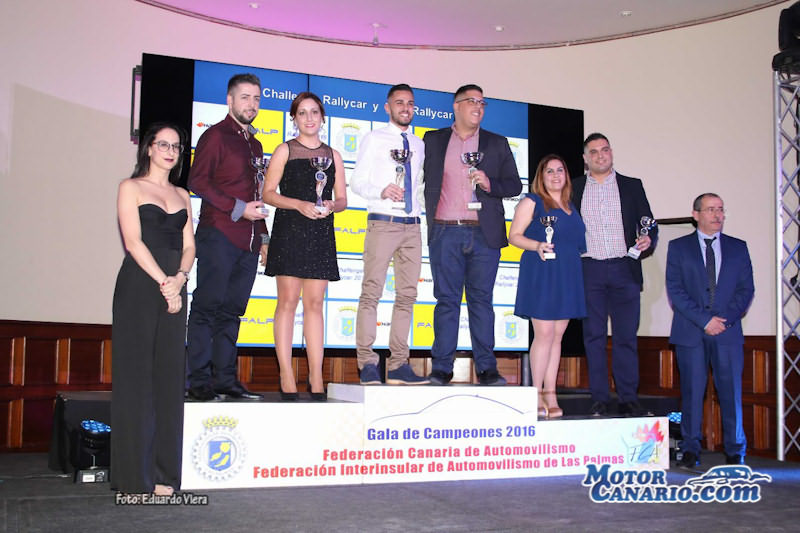 Gala Entrega Trofeos F.C.A. 2016