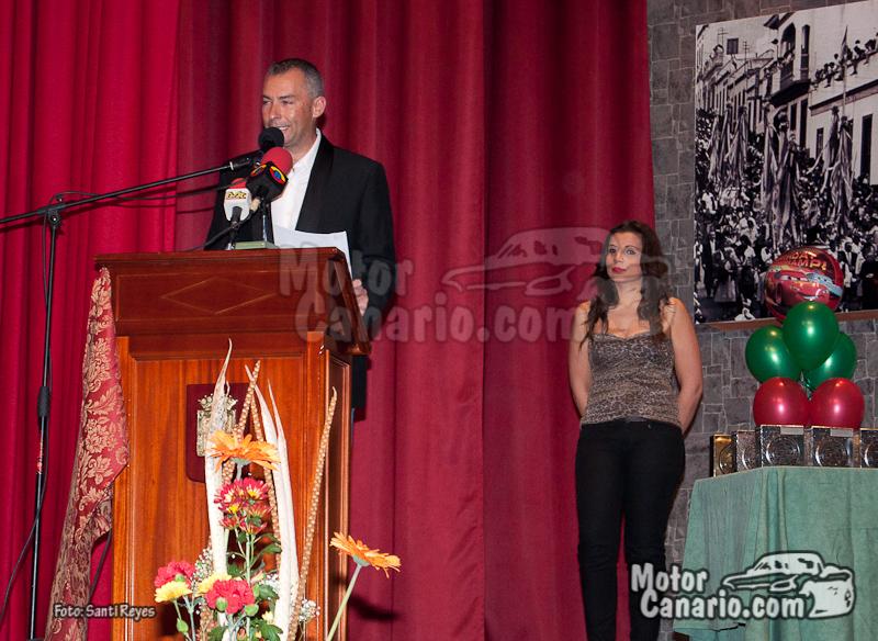 Gala de Entrega de Trofeos FIASCT Temporada 2010 - Liceo Taoro de La Orotava