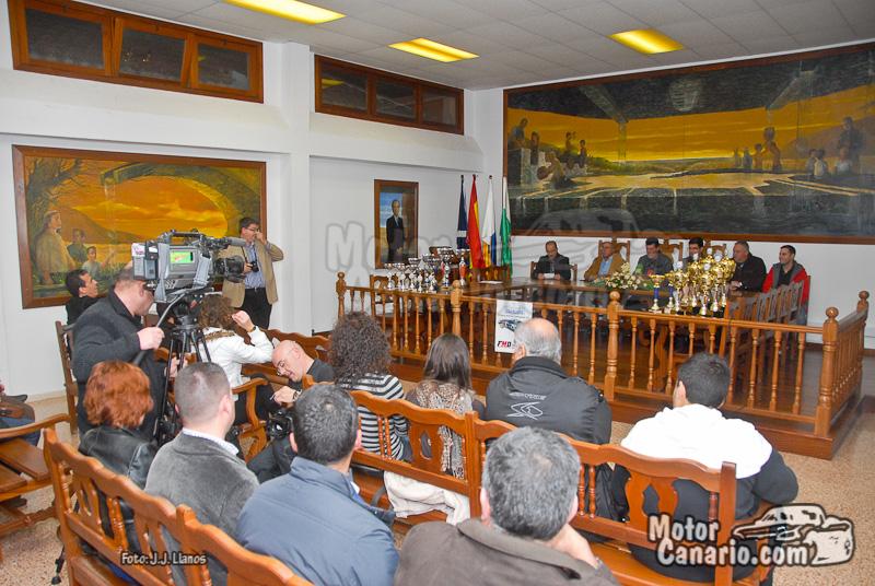 Gala Entrega Trofeos Provincial de Tenerife de Clásicos 2012