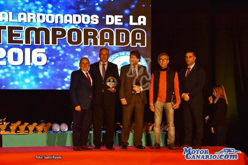 Entrega Trofeos Velocidad de Tenerife 2016