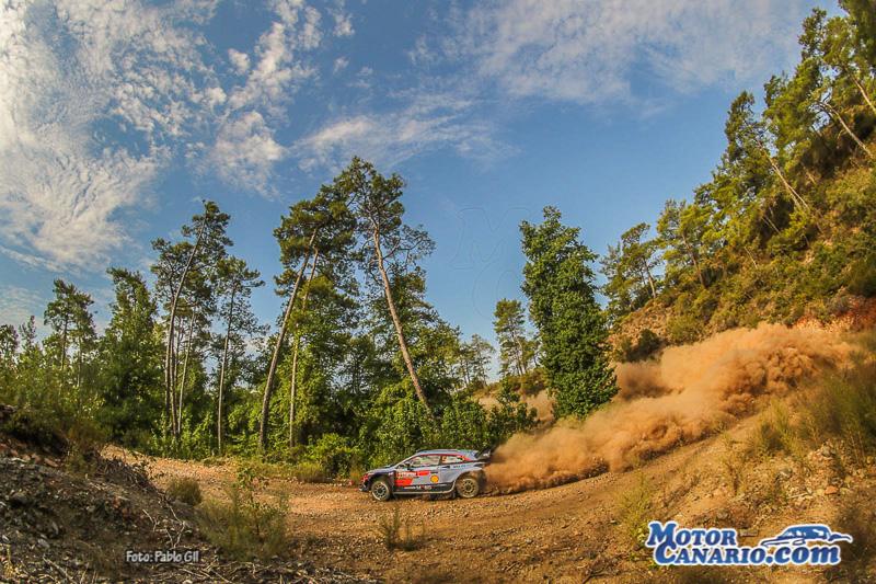 WRC Turquía 2018