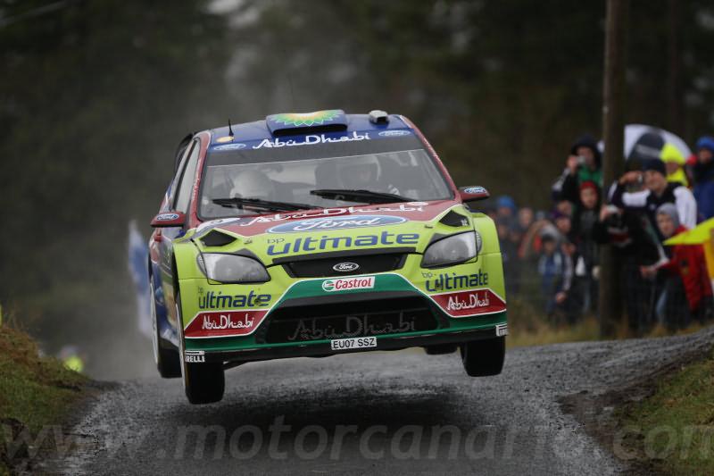 Resumen temporada 2009 WRC