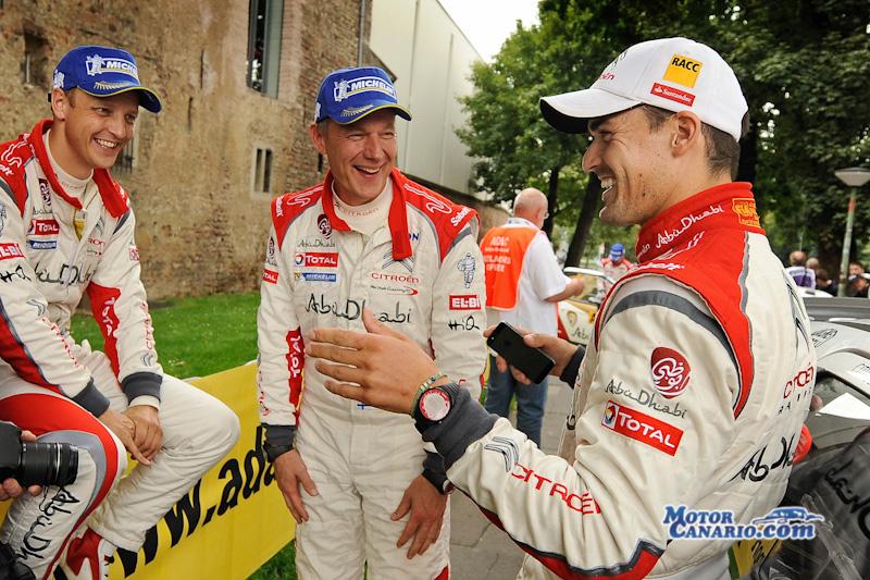 WRC Rallye de Alemania 2013