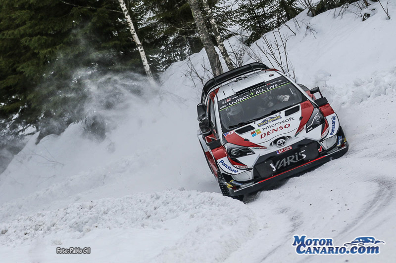 WRC Suecia 2019