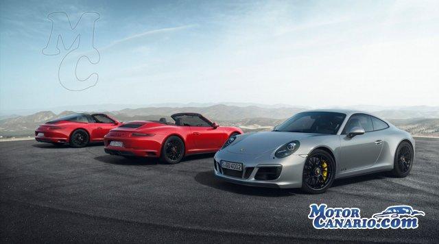 Porsche 911 GTS: no podía faltar.