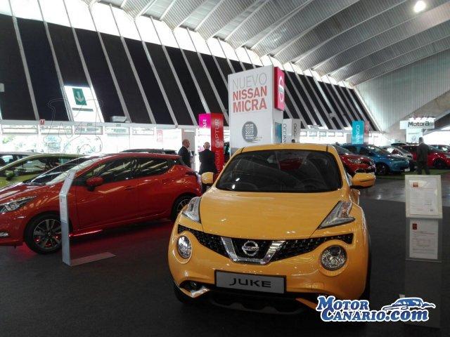 Vuelve el Salón del Automóvil de Canarias, este fin de semana en Tenerife.
