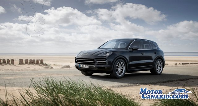 La tercera generación del Porsche Cayenne ya está aquí.
