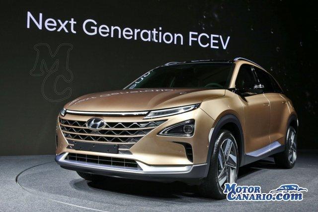 Hyundai nos desvela sus planes con el hidrógeno.