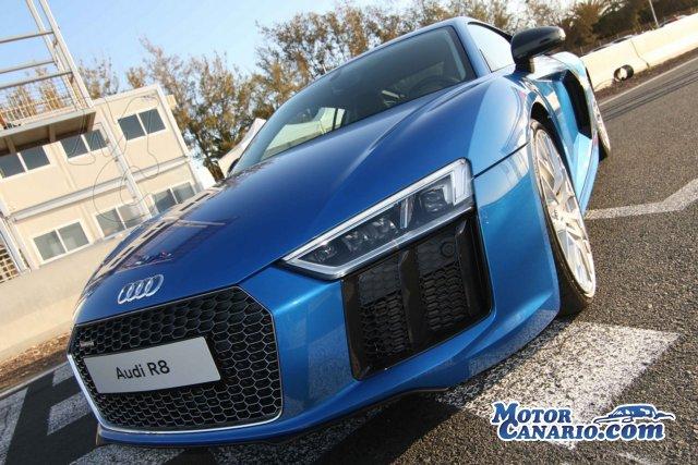 Audi Driving Experience: para repetir una y mil veces.