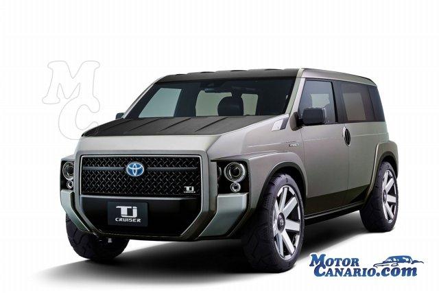 Toyota presenta en Tokio dos nuevos prototipos.