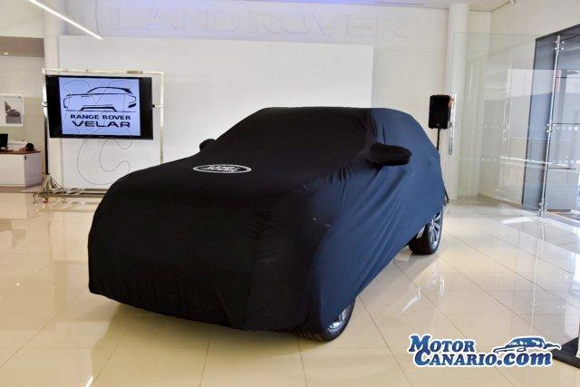 Imdicasa desvela el nuevo Range Rover Velar.