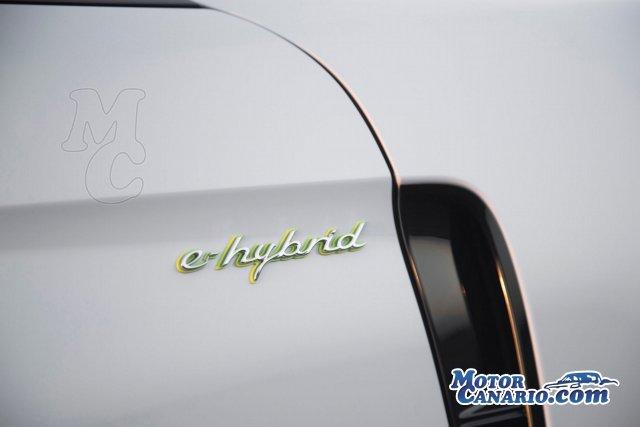 Presentación del nuevo Porsche Panamera 4 E-Hybrid
