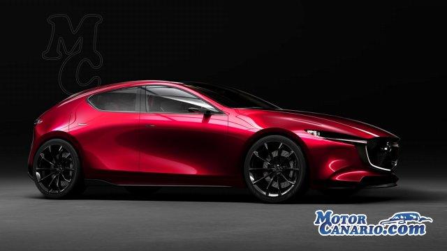 Mazda nuestra en Tokio los prototipos Kai Concept y Vision Coupe.
