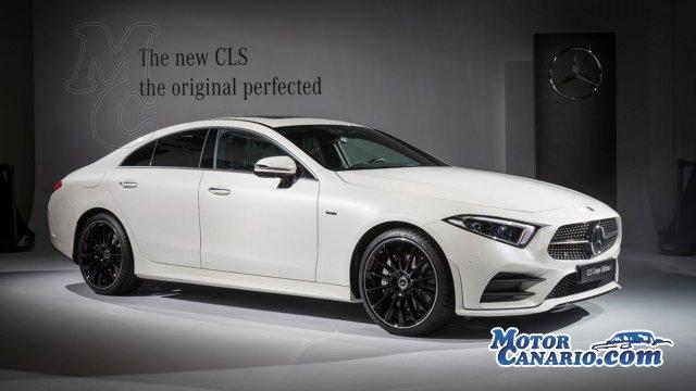 La tercera generación del Mercedes-Benz CLS llega con nueva gama de motores.