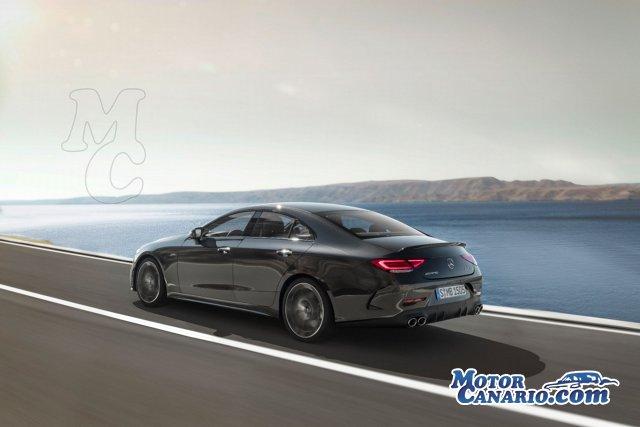 Mercedes-AMG estrena la Serie 53 e incorpora versiones CLS y Clase E.