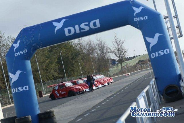 Seleccionados los cinco pilotos finalistas de la Escuela DISA Copi Sport.