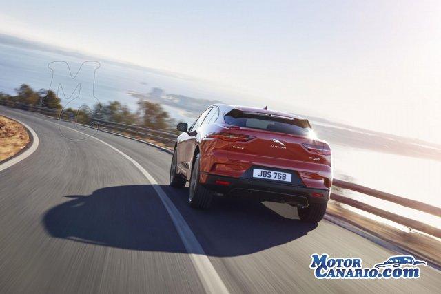 Comienza la comercialización del Jaguar I-PACE, el anti Tesla.