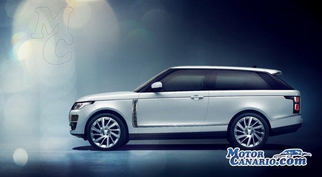 Range Rover SV Coupé: desde 333.100 euros.