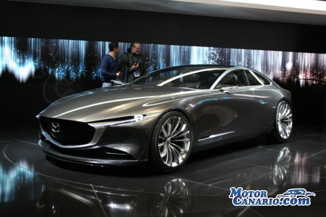 El Mazda Vision Coupe, ¡Concept Car of the Year!