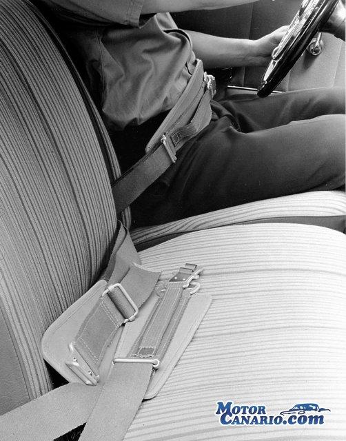 El cinturón de seguridad cumple 60 años.