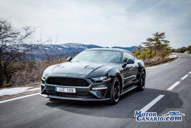 El nuevo Ford Mustang es más rápido, estilizado y tecnológico.