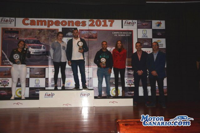 La FIALP celebró su gala de entrega de trofeos.