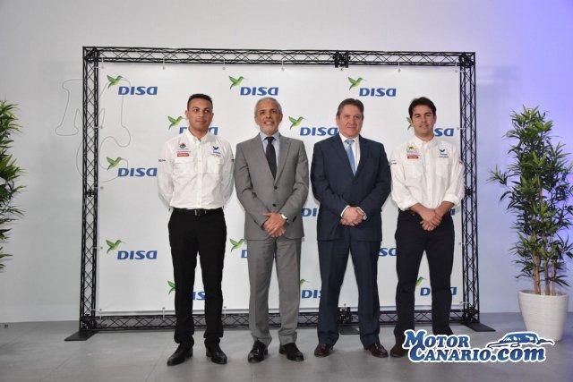 DISA se vuelca un año más con el mundo del motor en Canarias.