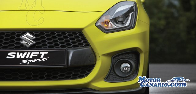 Suzuki lanza una nueva generación del deportivo Swift Sport.