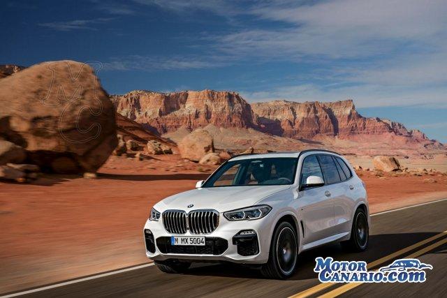 Nuevo BMW X5: menos off-road y más asfalto.