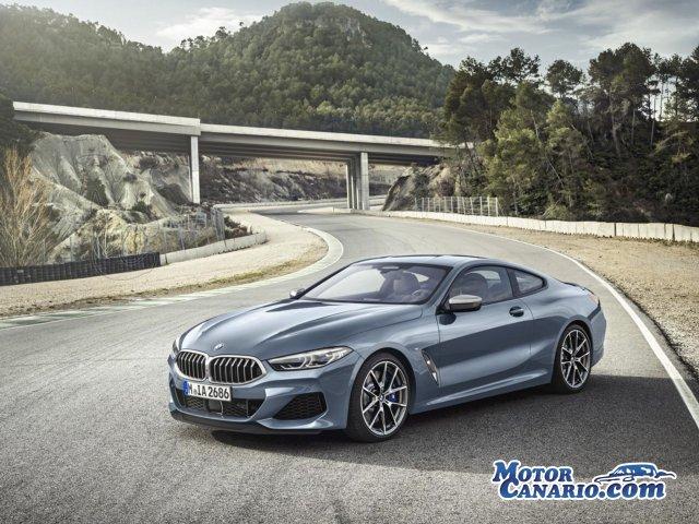 Por fin BMW desveló el nuevo Serie 8.